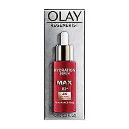 Olay® 1.3 oz. Regenerist Max Hydration Serum with Hyaluronic Acid