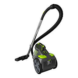 Black & Decker™ Canister Vacuum in Grey/Lime