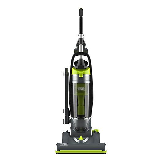 Alternate image 1 for Black & Decker™ Upright Vacuum in Grey Lime