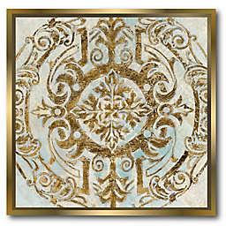 Courtside Market® Boho Medallion 24-Inch Square Framed Canvas Wall Art