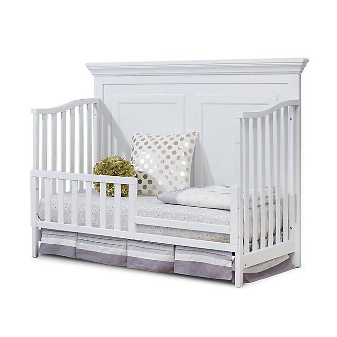 Alternate image 1 for Sorelle Toddler Guard Rail (Model 136) in White