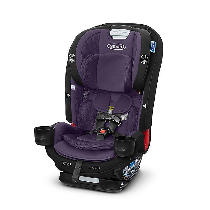 Alternate image 1 for Graco® SlimFit3 LX 3-in-1 Car Seat in Katrina