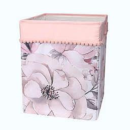 Lambs & Ivy® Botanical Baby Cotton Hamper In Pink