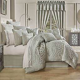 J. Queen New York™ Nouveau 4-Piece Comforter Set in Spa