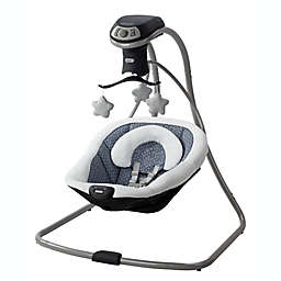 Graco® Simple Sway LX Multi-Direction Swing in Navy