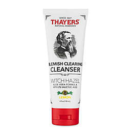 Thayers® 4 oz. Witch Hazel Blemish Clearing Cleanser