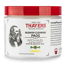 Thayers® 60-Count Blemish Clearing Pads