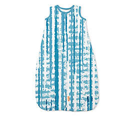 SwaddleMe® Medium Tie Dye Night Sack Sleeper in Blue