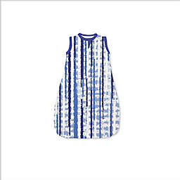 SwaddleMe® Large Tie Dye Night Sack Sleeper in Blue