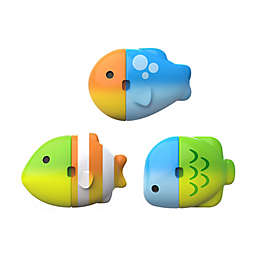Munchkin® ColorMix™ Color Changing Fish Bath Toys