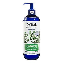 Dr. Teal's® Eucalyptus Spearmint 16 fl. oz. Essential Oil Shampoo