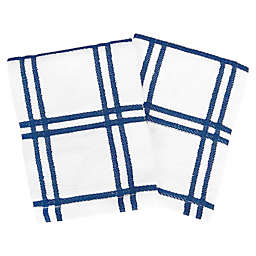 Our Table™ Everyday Plaid Dish Cloths (Set of 2)