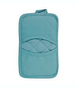 Agarradera our table™ color azul cerceta
