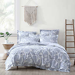 Levtex Home Sloane 3-Piece Duvet Cover Set in Blue