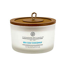 Chesapeake Bay Candle® Sea Salt Coconut 3-Wick Jar Candle