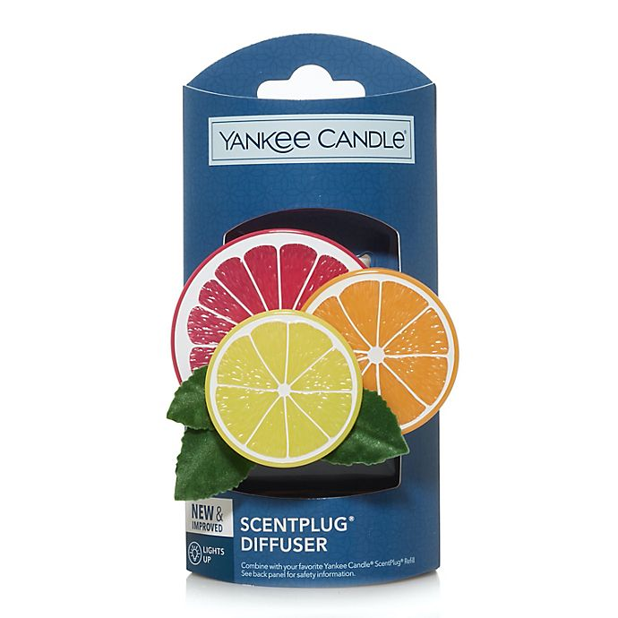 Alternate image 1 for Yankee Candle® ScentPlug® Summer Citrus Fragrance Diffuser