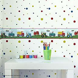 RoomMates® Transportation Peel & Stick Wallpaper Border