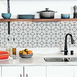 RoomMates® Galway Grey Tile Backsplash Decals