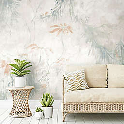 RoomMates® Jungle Lily Mural Peel & Stick Wallpaper