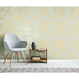 RoomMates® Gingko Leaves Peel & Stick Wallpaper in Gold/Green