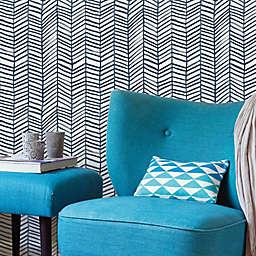 RoomMates® Cat Coquillette Herringbone Peel & Stick Wallpaper