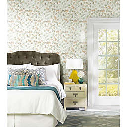 RoomMates® Cat Coquillette Eucalyptus Peel & Stick Wallpaper in Pink/Green