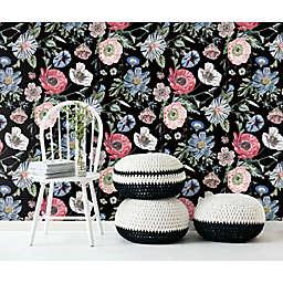 RoomMates® Vintage Poppy Peel & Stick Wallpaper