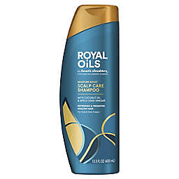 Royal Oils by Head and Shoulders® Moisture Boost Scalp Care Shampoo
