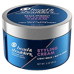 Head and Shoulders® Light Hold Styling Cream