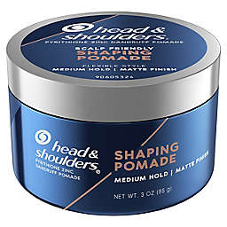 Head and Shoulders® Anti-Dandruff Medium Hold Shaping Pomade for Men