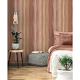 RoomMates® Making Waves Peel & Stick Wallpaper in Red/Orange