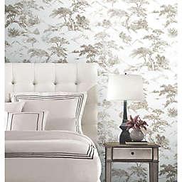 RoomMates® Oriental Toile Peel & Stick Wallpaper