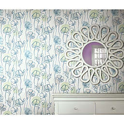 RoomMates® Spring Cherry Blossoms Peel & Stick Wallpaper