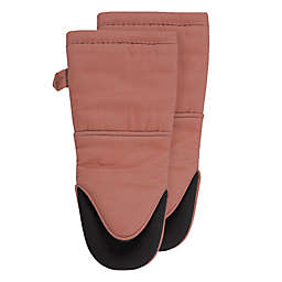 Our Table™ Everyday Neoprene Oven Mitts in Rust (Set of 2)
