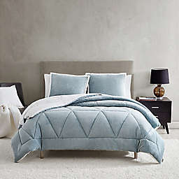 UGG® Avery 3-Piece Reversible Twin/Twin XL Comforter Set in Succulent
