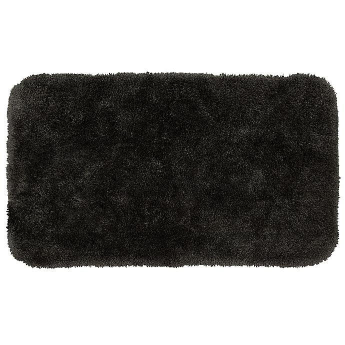 Alternate image 1 for Wamsutta® Duet 20-Inch x 34-Inch Bath Rug in Iron