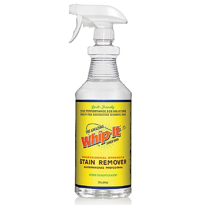 Alternate image 1 for The Amazing Whip-It® 32 oz. Multi-Purpose Stain Remover