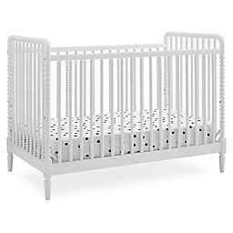 Delta Children Saint 4-in-1 Convertible Crib in Bianca White