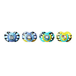 Tommee Tippee® 4-Pack 6-18M Closer to Nature Fun Pacifiers