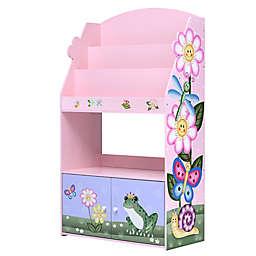 Fantasy Fields Magic Garden 3-Tier Bookshelf in Pink