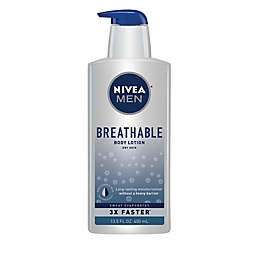Nivea® 13.5 oz.  Men Breathable Body Lotion for Dry Skin