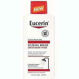 Eucerin® 13.5 oz. Gentle Cleanser Eczema Relief Cream Body Wash