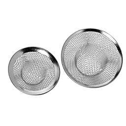 Simply Essential™ Mesh Sink Strainers (Set of 2)