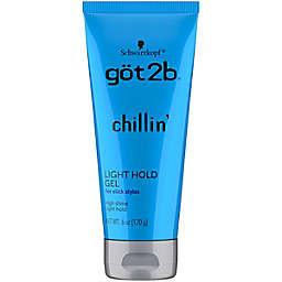 göt2b Chillin' 6 oz. Light Hold Hair Gel