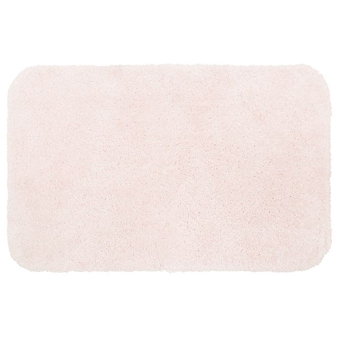 Alternate image 1 for Simply Essential™ Tufted 20'' x 32'' Bath Rug in Rosewater