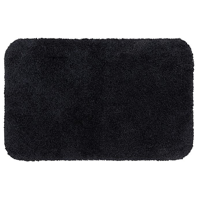 Alternate image 1 for Simply Essential™ Tufted 20''x 32'' Bath Rug in Tuxedo