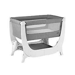 BEABA® Air Bedside Infant Sleeper Crib in Dove Grey