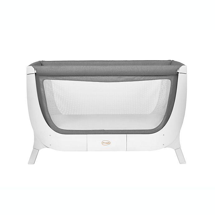 Alternate image 1 for BEABA® Full Size Crib Conversion Kit in Dove Grey