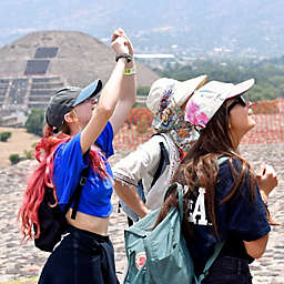 Teotihuacan Pyramids and Shrine of Guadalupe Tour by Spur Experiences®