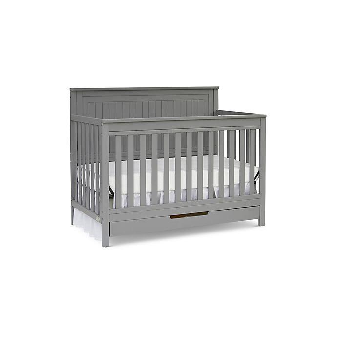 Alternate image 1 for Ti Amo Kyleigh 4-in-1 Convertible Crib